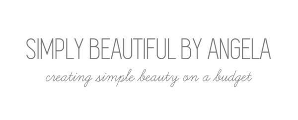 Simply Beautiful by Angela logo