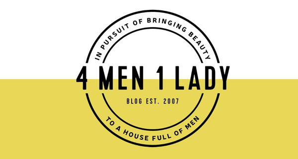 4 Men 1 Lady logo