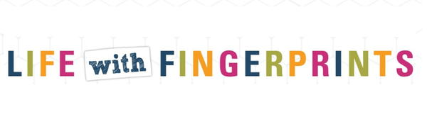 Life with Fingerprints logo