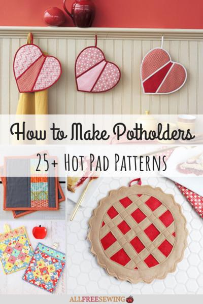 "handmade pot holders Set of 2 8/"" You chose New hot pads"