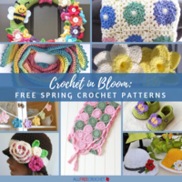 Crochet in Bloom: 15+ Free Spring Crochet Patterns