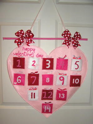 Valentine Countdown Project and Tutorial