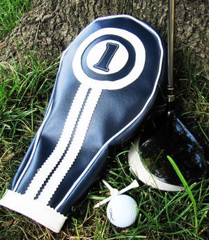 Vintage Golf Club Head Covers for Dad