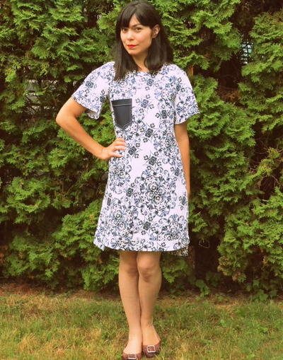 Zoey Dress Pattern