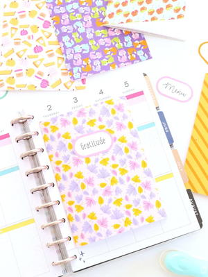 How To Print Your Own Gratitude Notebook