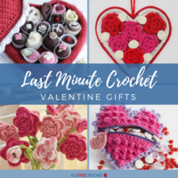 26 Last Minute Crochet Valentine Gifts
