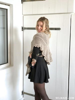 Durable Friendship Shawl