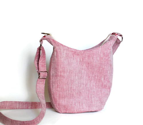 Crossbody Bag Pattern and Tutorial