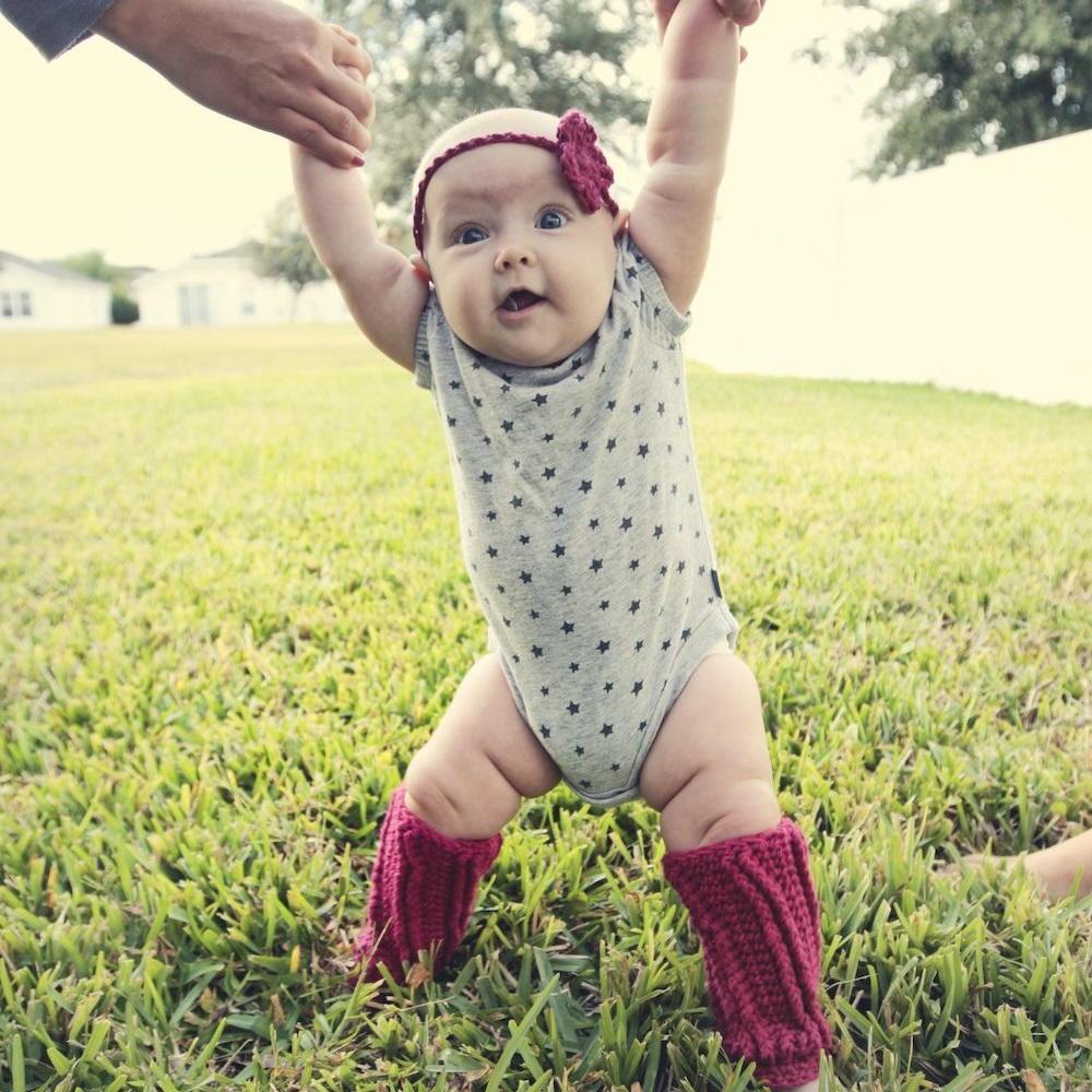 Infant Leg Warmers Allfreecrochet Com