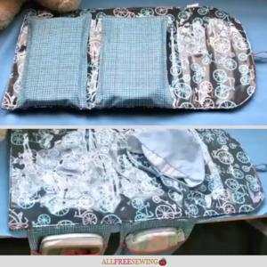 How to Make a Baby Changing Pad (for Travel)