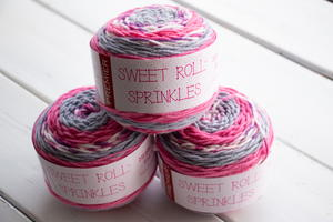Premier Sweet Roll Sprinkles Yarn