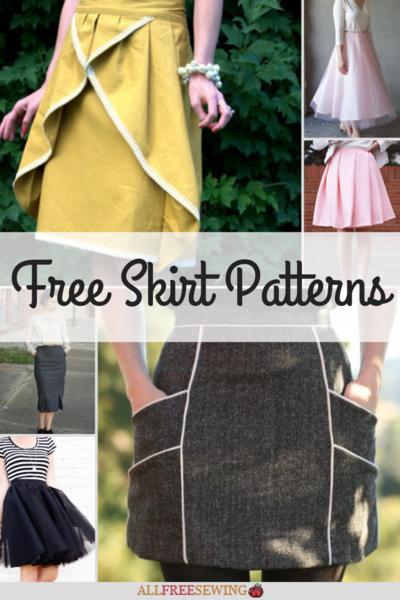 46+ Free Skirt Patterns  223f0a8bf