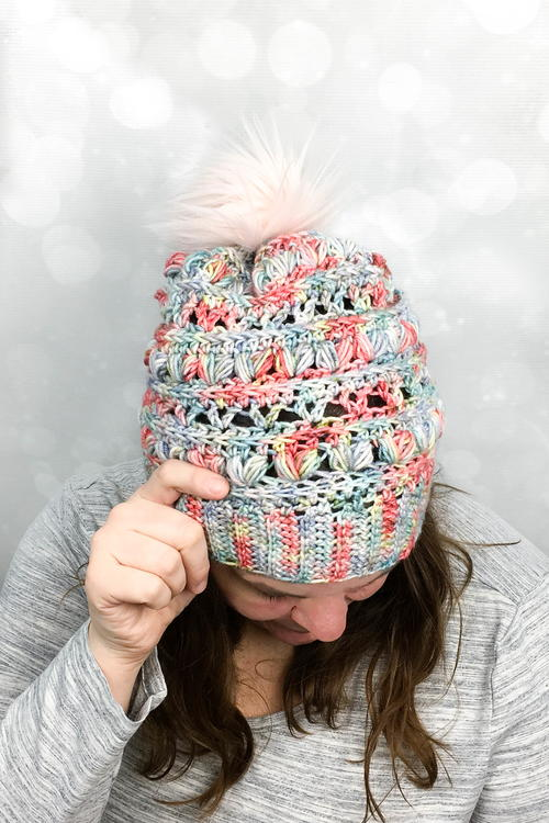 Love Bug Slouchy Hat