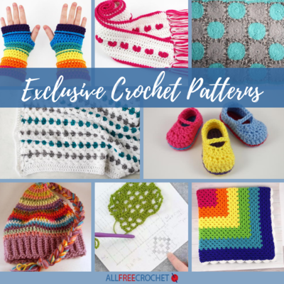 Top 30 Exclusive Free Crochet Patterns to Print