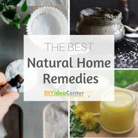 24 Natural Home Remedies