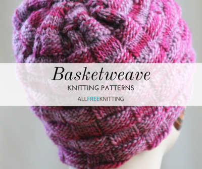 Basketweave Knitting Patterns