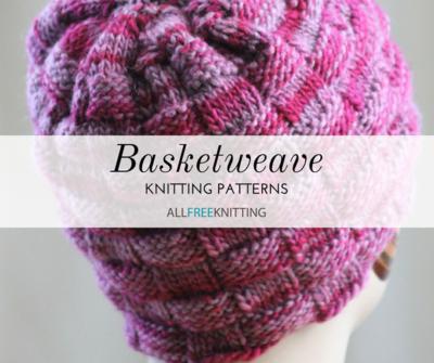 384dc92a1 17 Basketweave Knitting Patterns