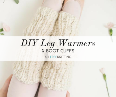16 Diy Leg Warmers And Boot Cuffs Allfreeknitting Com