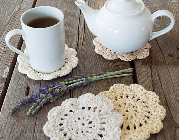 Farmhouse Style Coasters