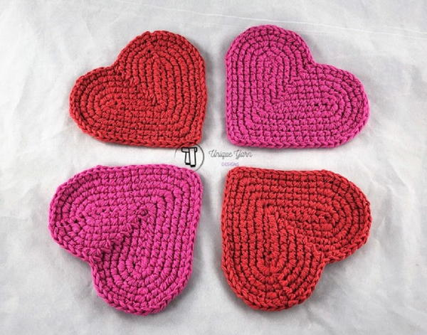 Little Heart Coaster