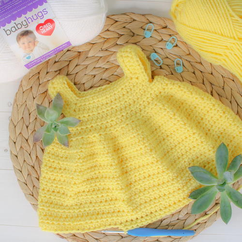 Simply Spring Baby Dress