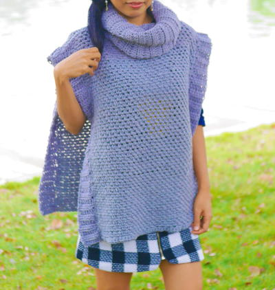 The Beginner Poncho