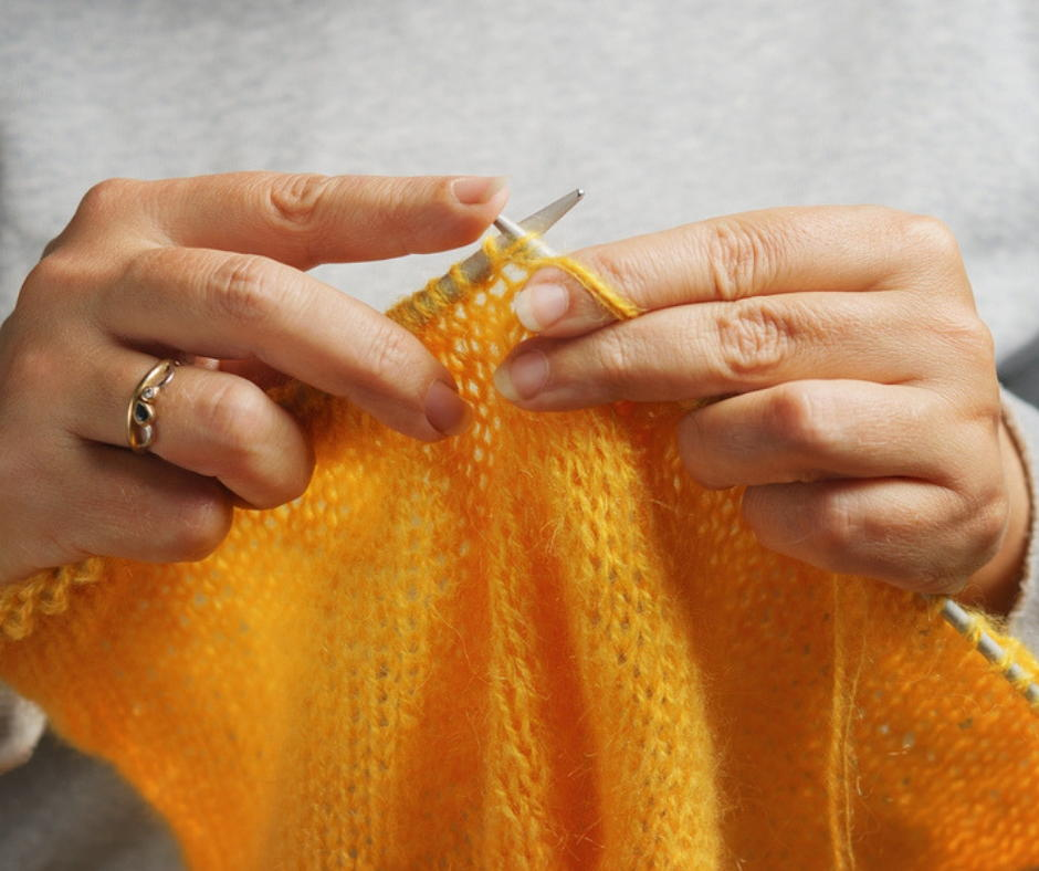 24 Straight Needle Knitting Patterns for Beginners ...