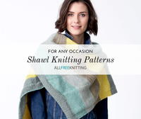16 Shawl Knitting Patterns for Any Occasion