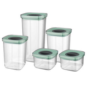BergHOFF 5-Piece Smart Seal Food Container Set Giveaway