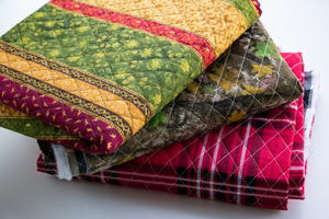 Cozy Pre-Quilted Fabric Bundle