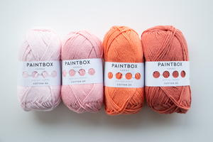 Shades of Pink Yarn Bundle Giveaway