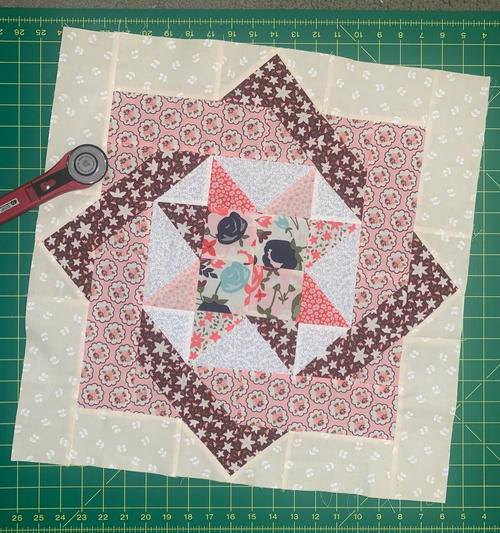 South Channel Star Quilt Pattern