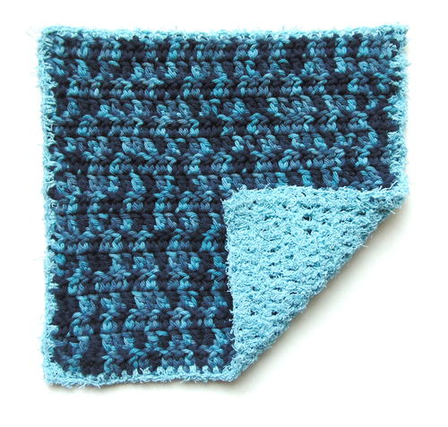 Across the Land Dish Cloth Scrubby