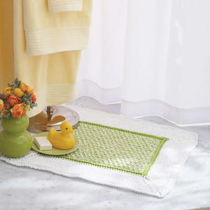 Handicrafter Cotton Bath Mat