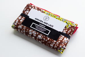 Gorgeous African Fabric Bundle Giveaway