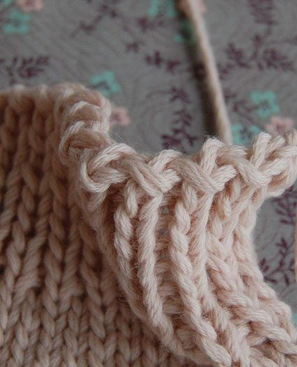 Elizabeth Zimmermann's Better Bind Off