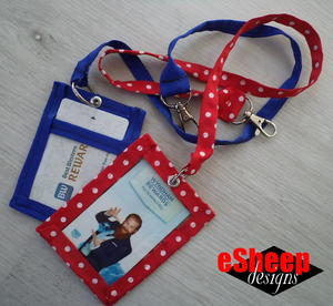 Key Card Purse Lanyard