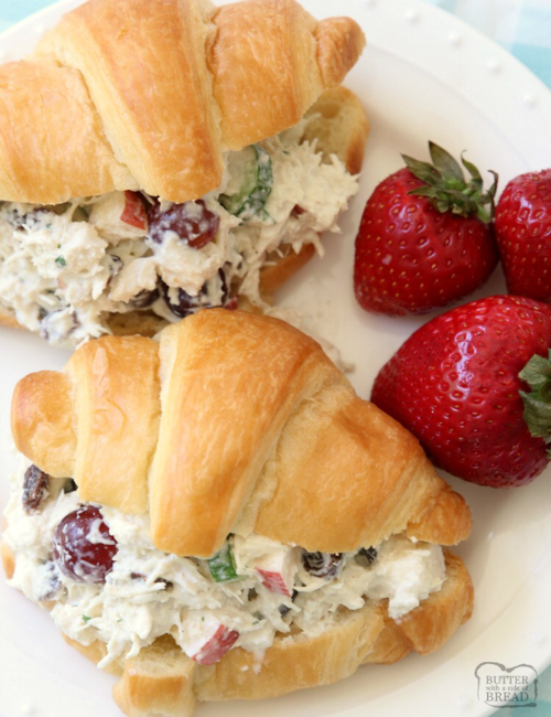 5 Minute Chicken Salad