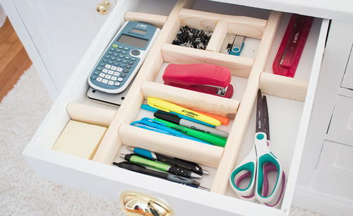 Easy DIY Drawer Organizer