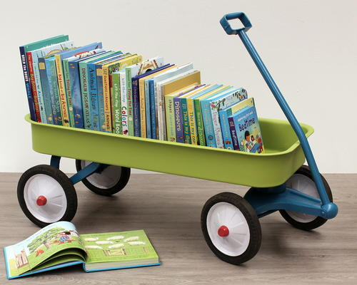 Radio Flyer Book Wagon