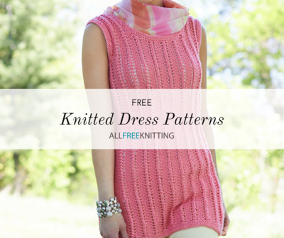 Free Knitted Dress Patterns