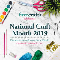 National Craft Month 2019