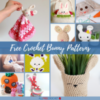 Hop to It: 17+ Free Crochet Bunny Patterns