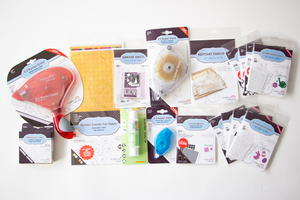 Scrapbook Adhesives by 3L Ultimate Embellishment Kit Giveaway