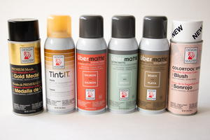 Design Master Color Finish Spray Assortment Giveaway