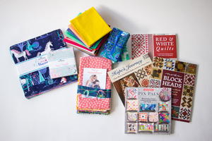 Fabulous National Quilting Month Fabric Bundle Giveaway