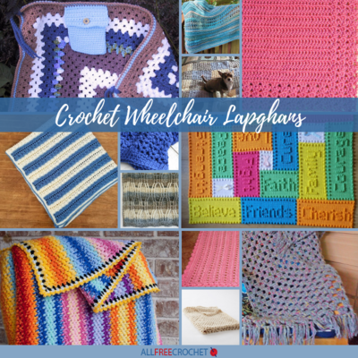Hand made crocheted shawls//baby blankets Wheelchair knee//leg feet warmer blanket