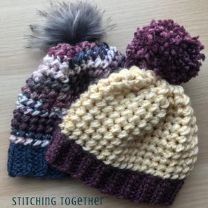 Love This Chunky Crochet Hat!