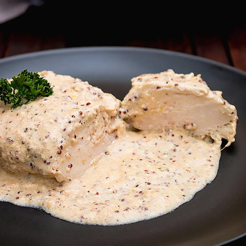 Dijon Mustard Chicken