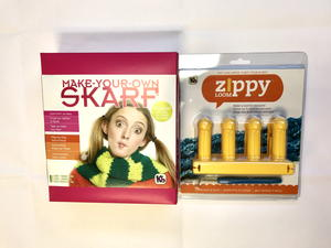 Zippy Loom Scarf Kit Giveaway